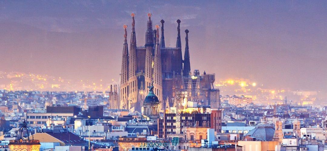 Barcellona una delle citt pi affascinanti d 39 europa for Alberghi barcellona sul mare